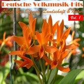 Deutsche Volksmusik Hits - Lieder über Blumen, Landschaft & Natur, Vol. 1 by Various Artists