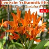 Deutsche Volksmusik Hits - Lieder über Blumen, Landschaft & Natur, Vol. 2 by Various Artists