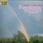 Favorite Things by George Shearing