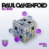 DJ Box - April 2014 de Various Artists