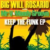 Keep the Funk EP de Various Artists