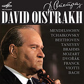David Oistrakh: Selected Recordings by Various Artists
