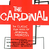 Cardinal: The Classic Film Music of Jerome Moross by City of Prague Philharmonic