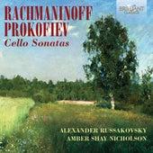 Rachmaninoff & Prokofiev: Cello Sonatas de Alexander Russakovsky