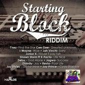 Starting Block Riddim by Various Artists