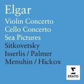 Elgar: Violin concerto Op. 61/Cello concerto Op. 85 etc. by Various Artists