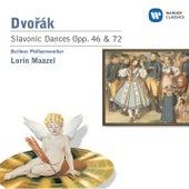 Dvorak: Slavonic Dances Opp. 46 & 72 by Lorin Maazel