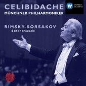 Rimsky Korsakov: Scheherazade von Sergiu Celibidache