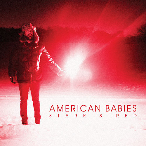 Stark & Red by American Babies