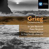 Grieg: Orchestral Works by Sir John Barbirolli