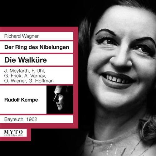 Wagner: Die Walküre (Recorded 1962) by Various Artists