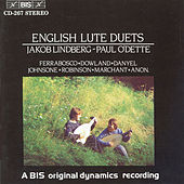 English Lute Duets by Jakob Lindberg