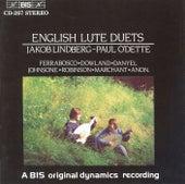 English Lute Duets de Jakob Lindberg