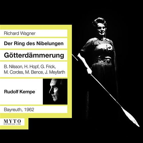 Wagner: Gotterdamerung (Recorded 1962) by Various Artists