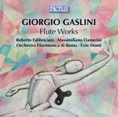 Gaslini: Flute Works by Roberto Fabbriciani
