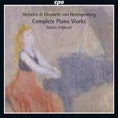 H. von Herzogenberg - E. von Herzogenberg: Complete Piano Works von Nataša Veljković