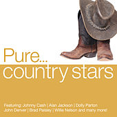 Pure... Country Stars de Various Artists