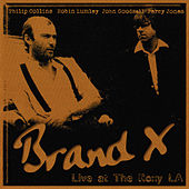 Live at the Roxy L.A by Brand X