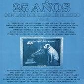 25 Años Con los Mejores de México, Volumen II de Various Artists