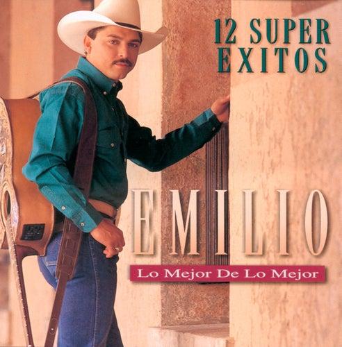 Lo Mejor De Lo Mejor, 12 Super... by Emilio