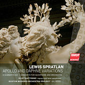 Lewis Spratlan: Apollo and Daphne Variations by Various Artists