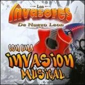 Con una Invacion Musical de Los Invasores De Nuevo Leon