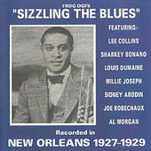 Sizzling the Blues - New Orleans 1927-29 by Various Artists