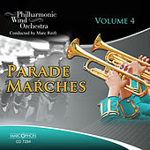 Parade Marches Volume 4 de Marc Reift