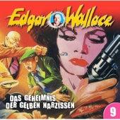 Folge 09: Das Geheimnis der gelben Narzissen von Edgar Wallace