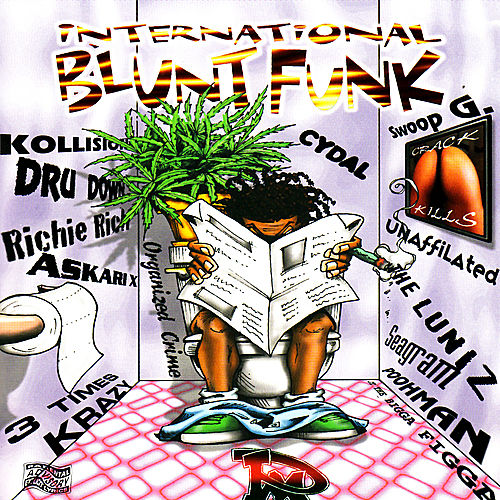 International Blunt Funk Compilation by Various Artists