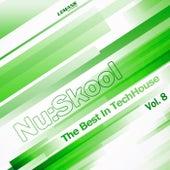 Nu:Skool - The Best in TechHouse, Vol. 8 by Various Artists