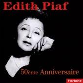 Edith Piaf 50ème anniversaire (20 HIts) de Edith Piaf