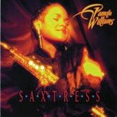 Saxtress by Pamela Williams