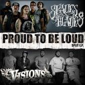 Proud to Be Loud Split EP von Various Artists