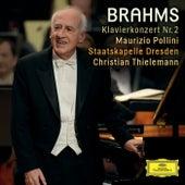 Brahms: Klavierkonzert Nr. 2 (Live From Semperoper, Dresden / 2013) von Maurizio Pollini