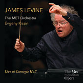 James Levine - Live At Carnegie Hall von James Levine