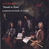 Handel at Home von Various Artists