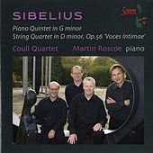Jean Sibelius: Piano Quintet in G Minor, JS 159 & String Quartet in D Minor, Op. 56 by Various Artists