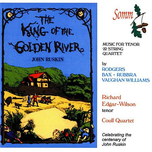 The King of the Golden River by Richard Edgar-Wilson
