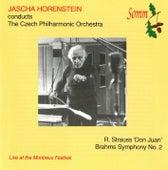 Strauss: Don Juan - Brahms: Symphony No. 2 by Czech Philharmonic Orchestra