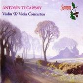 Tučapský: Violin & Viola Concertos by Various Artists