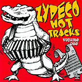Zydeco Hot Tracks, Vol. 1 de Various Artists