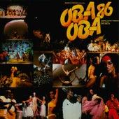 Franco Fontana presenta: Oba Oba 86 (Colonna sonora originale della rivista) de Various Artists