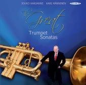 The Great Trumpet Sonatas by Jouko Harjanne