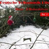 Deutsche Volksmusik Hits - Winter- & Weihnachtslieder, Vol. 1 by Various Artists