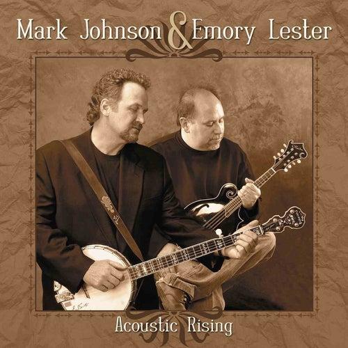 Acoustic Rising de Mark Johnson