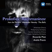 Prokofiev:Ivan the Terrible/Alexander Nevsky etc. by Riccardo Muti