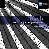 Bach: Vivaldi Solo Organ Concertos & Art of the Fugue by Lionel Rogg