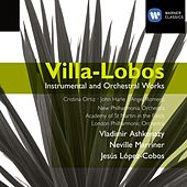 Villa-Lobos: Concertos & Instrumental works by Various Artists