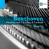 Beethoven: Piano Trios Opp.1 No.1,11,70, No.1 & 97 by The Chung Trio